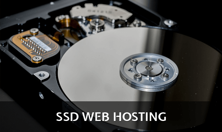 choose ssd web hosting
