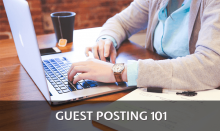 guest posting 101